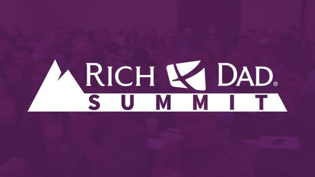 Rich Dad Summit by Robert Kiyosaki Review