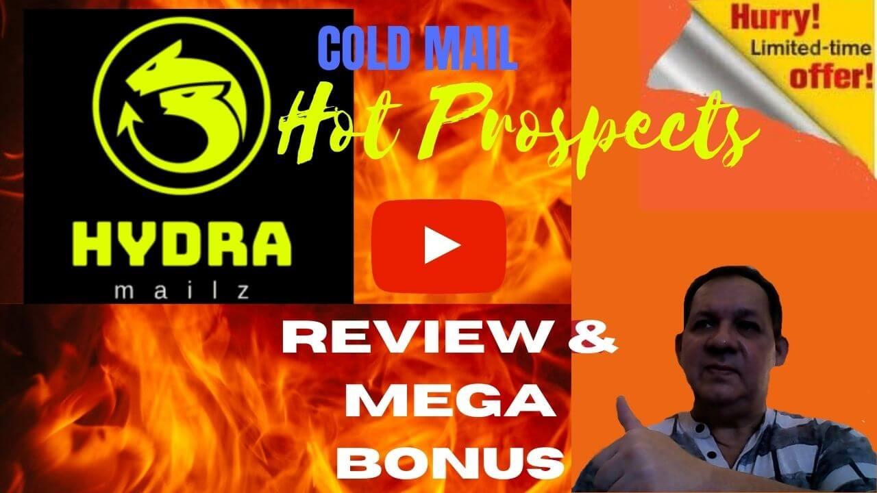 Hydra Mailz Review & Mega Bonus