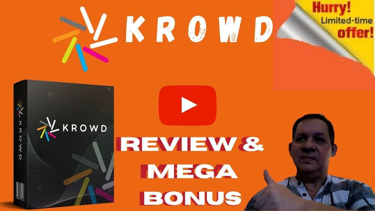 Krowd Review & Bonuses