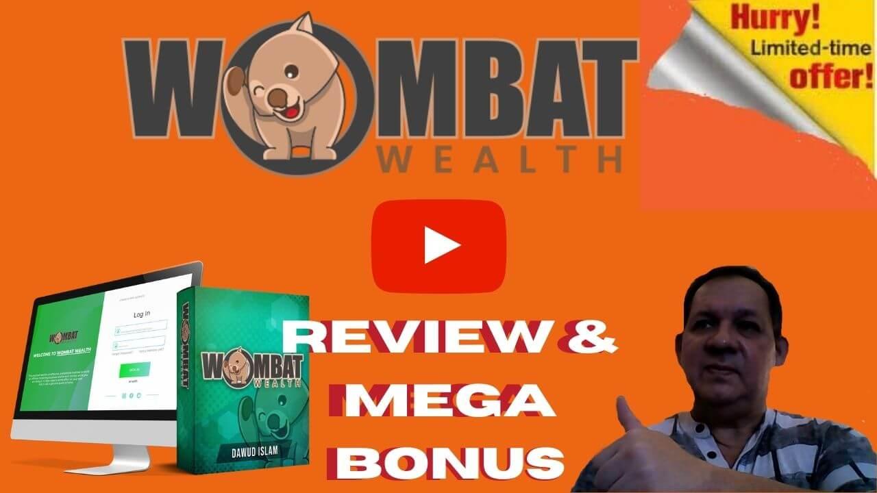 Wombat Wealth Review & Bonus
