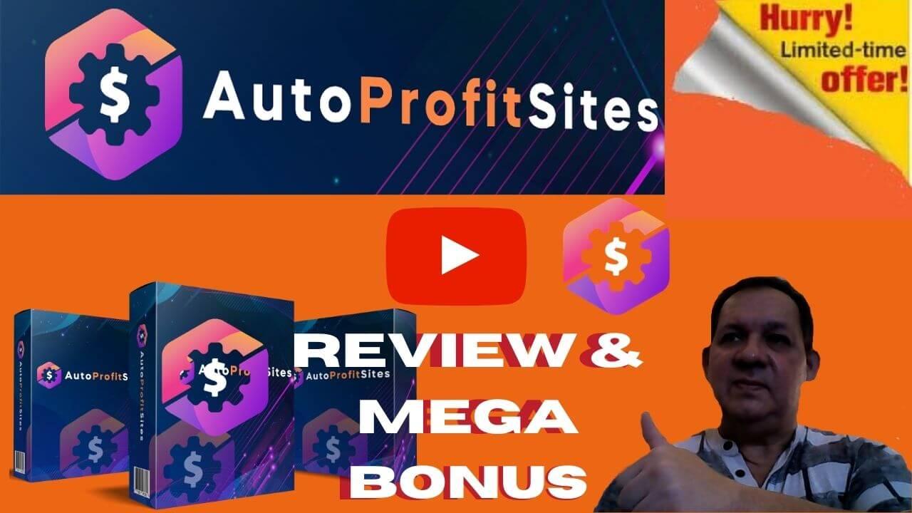 AutoProfitSites Review 🔰Bonus 🔰AutoProfitSites
