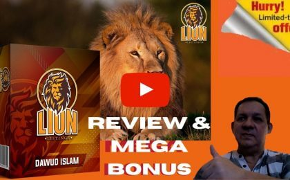 Lion Listings Review and bonus