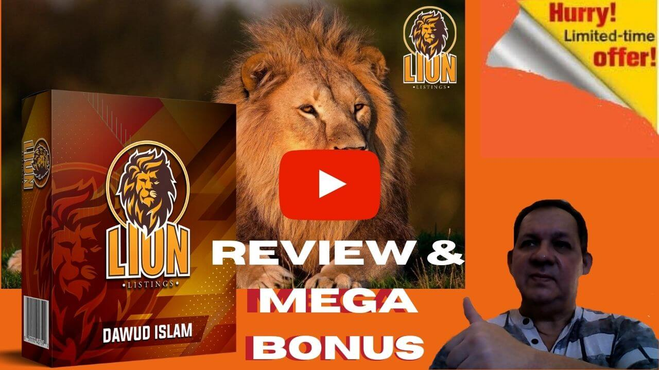 Lion Listings Review|Bonus 🔥🔥🔥
