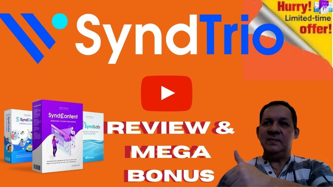 SyndTrio Review Best Bonus Ever