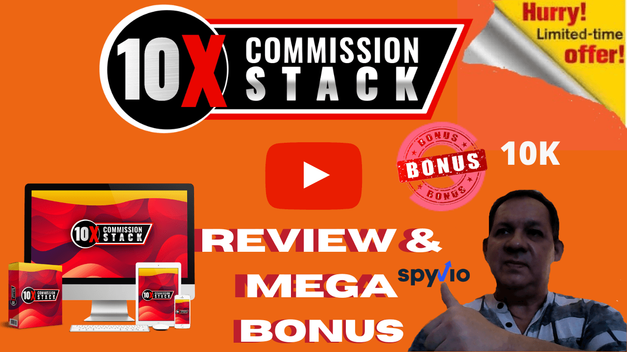 10X Commission Stack Review And Bonus
